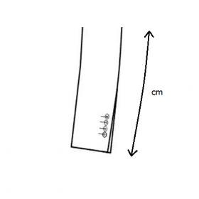 3. Reducing Sleeve Length