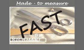 CMT - 3 PARTS /+WAISTCOAT/ STANDARD