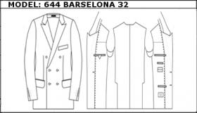643 BARSELONA 21